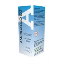 Ambroxolo EG Flacone 200 ml 15 mg/5 ml 034741037 Mucolitici e fluidificanti