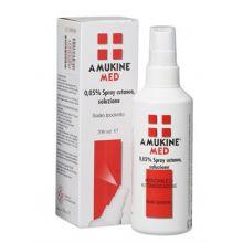 Amukine Med Spray Cutaneo 200 ml 0,05% 032192041 Disinfettanti per la cute