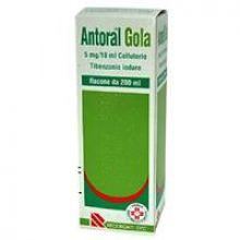 Antoral Gola Collutorio 200 ml 023497213 Farmaci per mal di gola