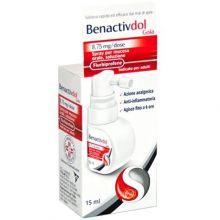 BENACTIVDOL GOLA*SPRAY15ML8,75 Alimentazione e integratori