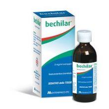 Bechilar Sciroppo Flacone 100 ml 3 mg/ml 018130029 Farmaci Per La Tosse Secca