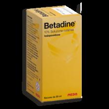 Betadine Soluzione Cutanea Flacone 50 ml 10% 023907177 Disinfettanti per la cute