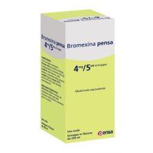 Bromexina Pensa Sciroppo 250 ml 4 mg/5 ml 039997010 Mucolitici e fluidificanti
