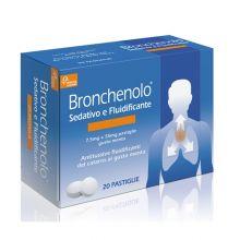 Bronchenolo Sedativo Fluidificante 20 Pastiglie 026564094 Farmaci Per La Tosse Secca
