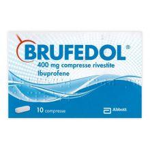 Brufedol 10 Compresse Rivestite 400 mg 042995011  Ibuprofene