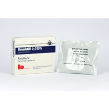 Brunistill Collirio 20 Flaconcini Da 0,5 ml 0,025 mcg Colliri antistaminici