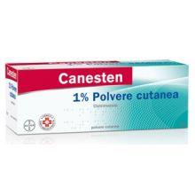 CANESTEN* POLVERE CUTANEA UN FLACONE DA 30G 1% Lozioni e polveri per la pelle
