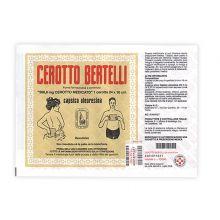 CEROTTO BERTELLI* GRANDE 16CM X 24CM Pomate, cerotti, garze e spray dermatologici