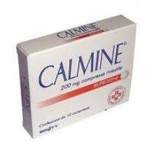 Calmine 12 Compresse Rivestite 200 mg 028279014 Ibuprofene