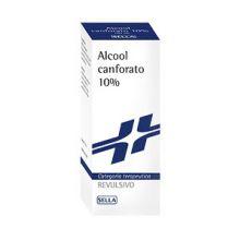 Canfora 10% Soluzione ialuronica 100g Lozioni e polveri per la pelle