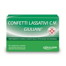 Confetti Lassativi Giuliani C.M. 20 Confetti 011899059 Lassativi