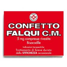 Confetto Falqui C.M. 20 Compresse Rivestite Da 5 mg 033072012 Lassativi