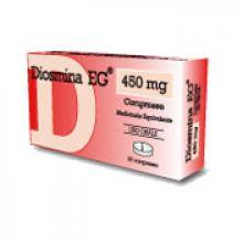 DIOSMINA EG* 30 COMPRESSE DA 450MG Altri disturbi