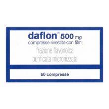 Daflon 60 Compresse Rivestite 500 mg Altri disturbi