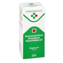 Destrometorfano Bromidrato Farmakopea 150 ml 030490015 Farmaci Per La Tosse Secca