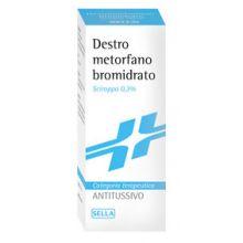 Destrometorfano Bromidrato Sella 150 ml 029788039 Farmaci Per La Tosse Secca
