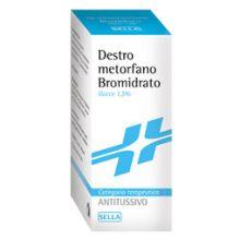 Destrometorfano Bromidrato Sella 20 ml 029788027 Farmaci Per La Tosse Secca
