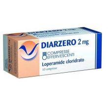 Diarzero 10 Compresse Effervescenti 2 mg 033574017 Farmaci Antidiarroici