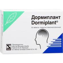 Dormiplant 50 Compresse rivestite 160mg + 80mg Tranquillanti
