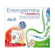 ENTEROGERMINA*OS 10BS 6MLD 2G Antidiarroici