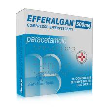 Efferalgan 16 Compresse Effervescenti 500 mg 026608036 Paracetamolo