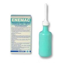 Enemac Flacone 130 ml 16,1 g + 6 g 100 ml Soluzione Rettale 015937016 Lassativi