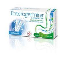 Enterogermina 2 Miliardi 20 Flaconcini Da 5 ml 013046040 Fermenti lattici e intolleranza lattosio
