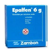 Epalfen Uso Orale 20 Bustine 6 g Stitichezza Adulti 029119031 Lassativi