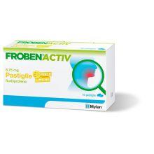 FROBENPRET*16PASTL LIM MIELE Antimicotici per la bocca