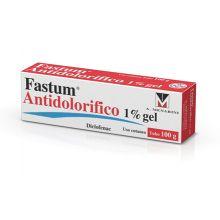 Fastum Antidolorifico Gel 1% 100g Pomate, cerotti, garze e spray dermatologici