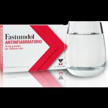 Fastumdol Antinfiammatorio 20 Bustine 25mg Farmaci Antinfiammatori