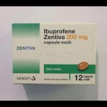 IBUPROFENE ZEN*12CPS MOL 200MG Ibuprofene