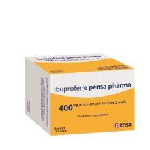 Ibuprofene Pensa 12 Bustine 400 mg 038663011 Ibuprofene