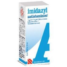 Imidazyl Antistaminico Collirio 1 Flaconcino 10 ml 035469016 Colliri antistaminici