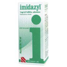 Imidazyl Collirio 0,1% Flacone 10ml Decongestionanti