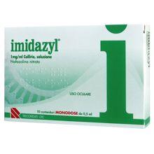 Imidazyl Collirio 10 Flaconcini monodose 0,5ml Decongestionanti