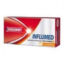 Influmed C 12 Compresse Effervescenti 029238021 Farmaci per curare  raffreddore e influenza