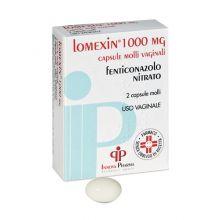 LOMEXIN*2CPS MOLLI VAG 1000MG Capsule e ovuli