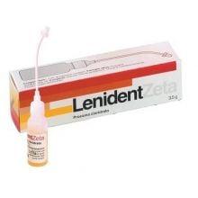 Lenident Soluzione Odontalgica 6 ml 3,5 g 025635018 Antinfiammatori e anestetici per la bocca