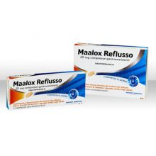 MAALOX REFLUSSO*7CPR 20MG Antiacidi