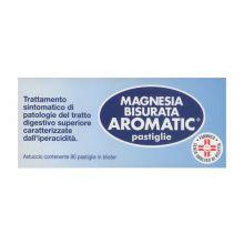 MAGNESIA BISURATA AROM*80PASTL Antiacidi