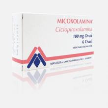 Micoxolamina 6 Ovuli vaginali 100mg Capsule e ovuli