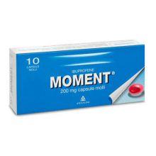 Moment 10 Capsule Molli 200 mg 025669197 Ibuprofene