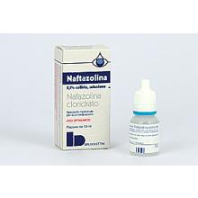 NAFTAZOLINA*COLL FL 10ML 0,1% Decongestionanti