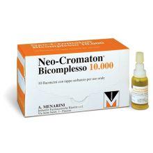 NEOCROMATON BIC.10000*OS 10FL Altri disturbi