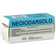 NEOIODARSOLO*OS 10FL 15ML Tonici, vitaminici e sali minerali