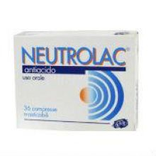 NEUTROLAC*BLIST 36CPR MAST Antiacidi