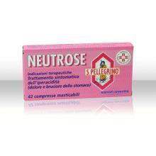 NEUTROSE S.PELLEGRINO*42CPR Antiacidi