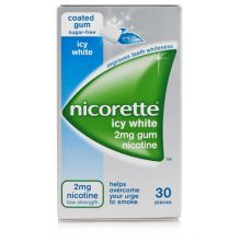 NICORETTE*30GOMME MAST 2MG MEN Disassuefazione dal fumo