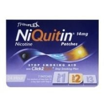 NIQUITIN*7CER TRANSD 14MG/24H Disassuefazione dal fumo